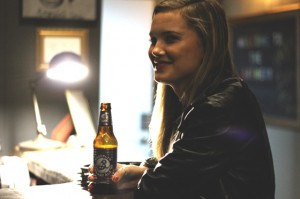 Recently, at the Brewery Studio!