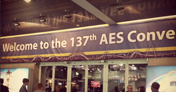 Highlights of AES Los Angeles 2014
